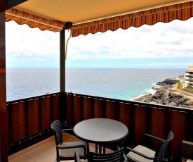 Studio over the ocean