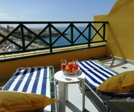 Ocean view holiday apartment, Playa La Arena