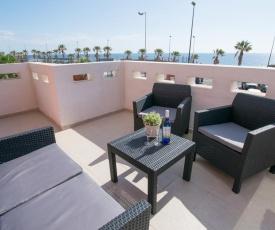 Fabulous Ocean Front Penthouse