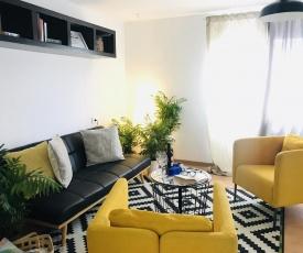 LSYellow Apartment